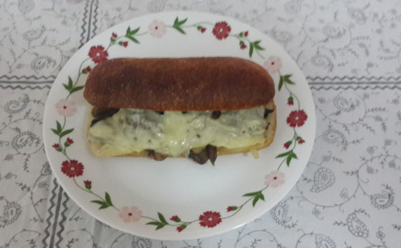 פילי צ'יז סטייק Philly Cheesesteak