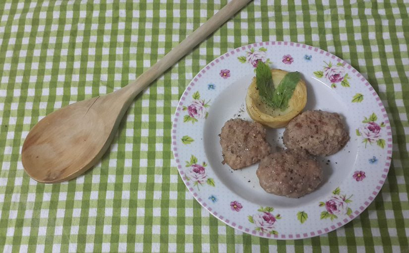כדורי בשר וארטישוק